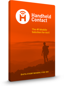 Box Shot of Handheld Contact Mobile Solution for Act!