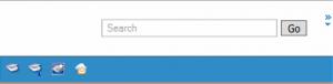 Screenshot of DocAdmin Scanning into Act! toolbar