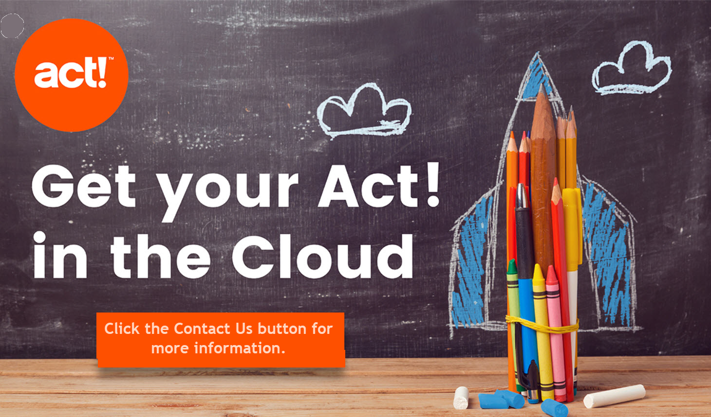 Act CRM in the cloud